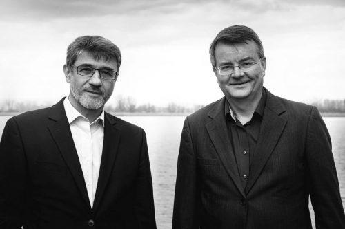Peter Bittner und Matthias Zahn