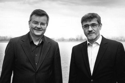 Peter BitnerとMatthias Zahn